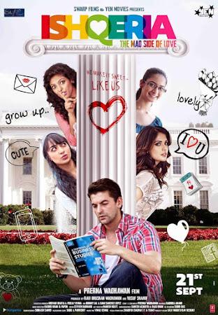 Watch Online Bollywood Movie Ishqeria 2018 300MB HDRip 480P Full Hindi Film Free Download At WorldFree4u.Com