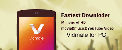 Vidmate App Download for Android