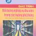 Giáo trình Bồi dưỡng nghiệp vụ thư viện trong các trường phổ thông [PDF]