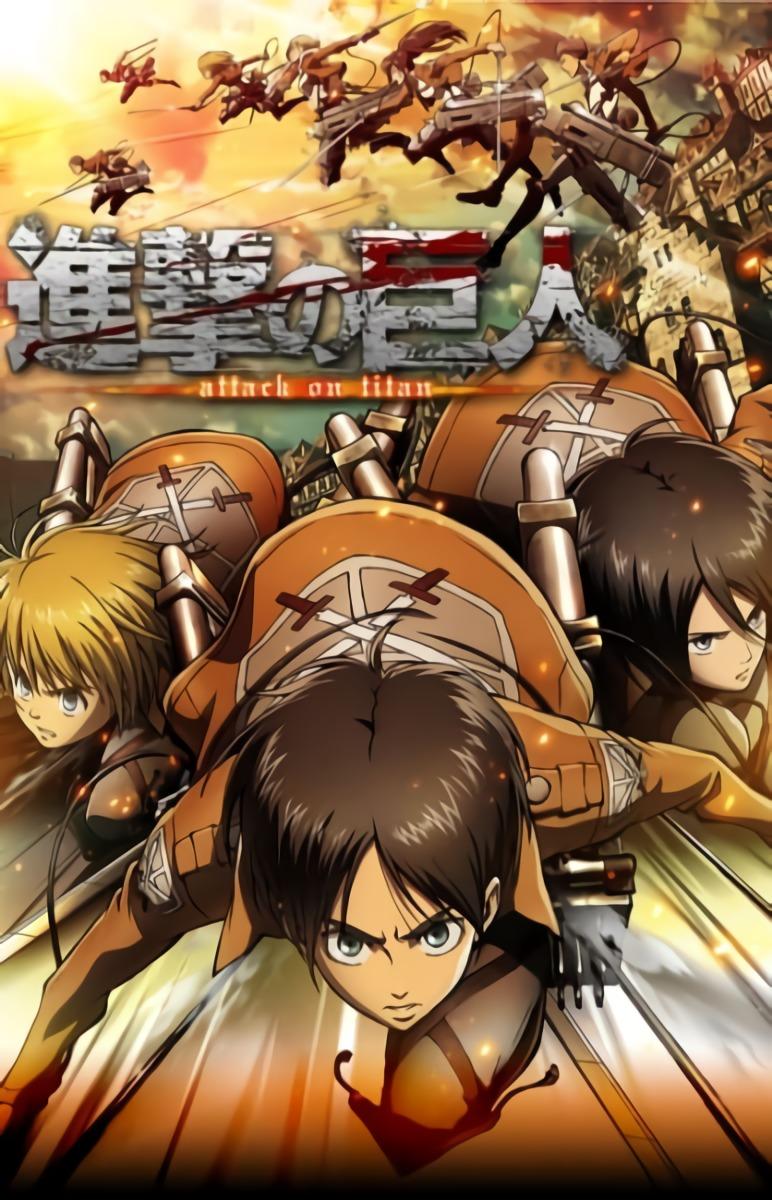 Shingeki no Kyojin S1 BD Batch Subtitle Indonesia [x265]