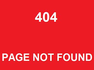 Cara Mengatasi Error 404 Page Not Found di Webmaster