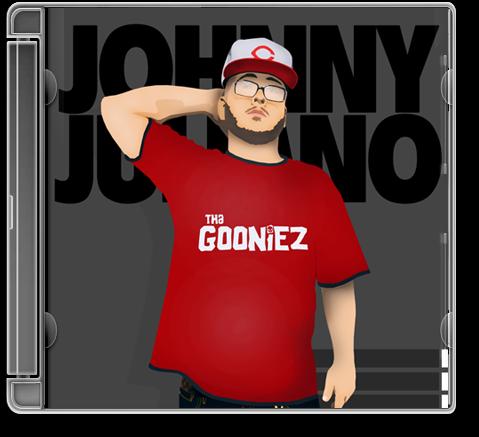 johnny juliano goonie drum kit
