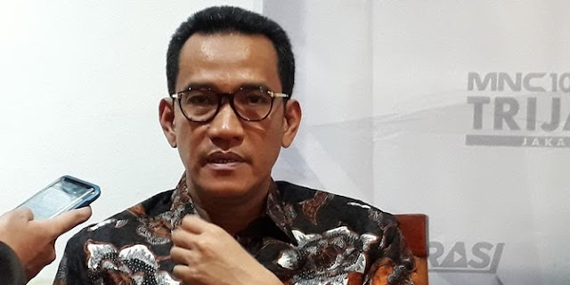 Refly Harun Tulis Status Ini sebelum Dicopot dari Komisaris Utama Jasamarga
