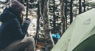 17 Inspirational Camping Quotes you Should Read!