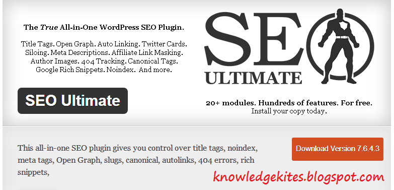 Best SEO plugins for wordpress website or blog in free 2