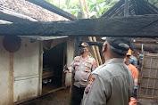Api Tungku Belum Padam, Dapur Rumah Warga Kejobong Terbakar