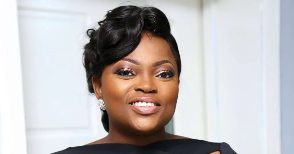 Funke Akindele reveals her greatest fear to be 'failure and poverty' on IG