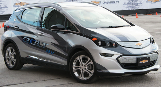 2017 Chevrolet Bolt Ev Review Release Date Price And Specs
