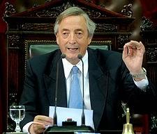 Néstor Kirchner - Presidentes de la República Argentina - Presidentes Argentinos