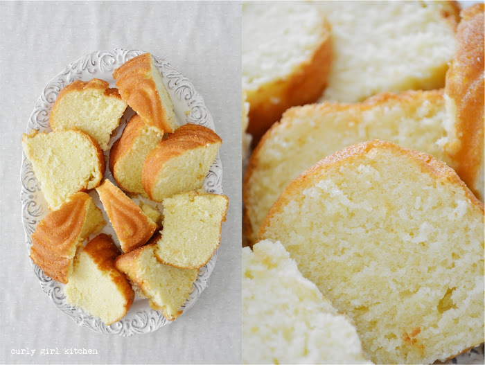 Pound Cake, Old-Fashioned Pound Cake, Pound Cake Recipe, High Altitude Pound Cake