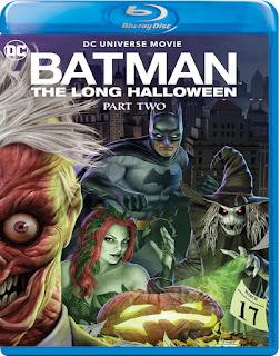 Batman: The Long Halloween, Part Two [2021] [BD25] [Latino]