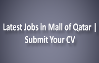 Latest Jobs in Mall of Qatar