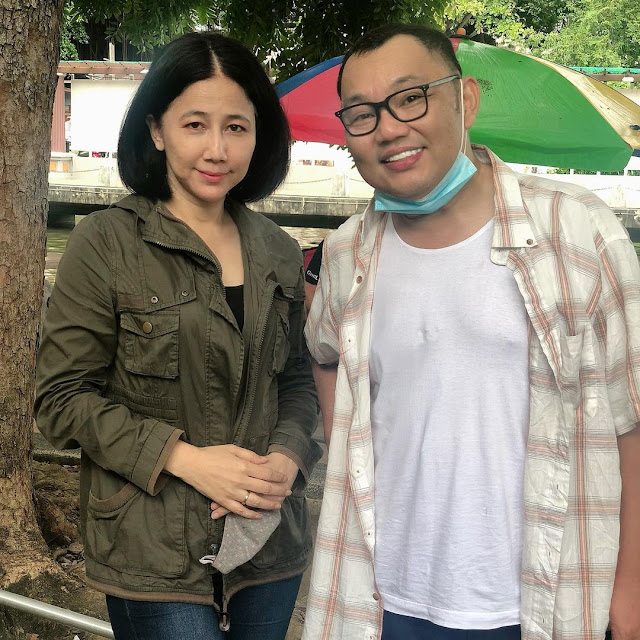 Telefilem Kasih Tau Foo Fah Di TV3 (Slot Cerekarama)