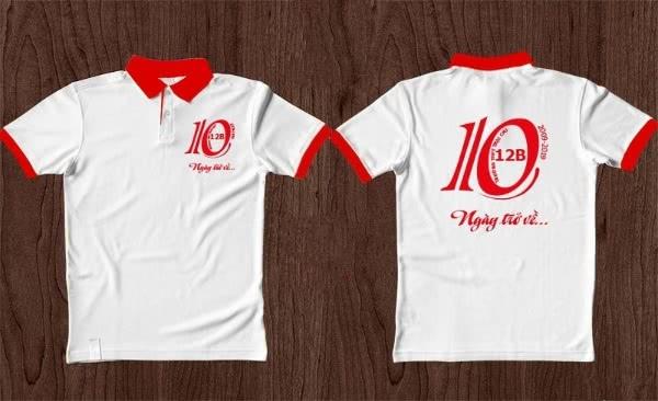 Đồng phục kỷ niệm 10 năm ra trường