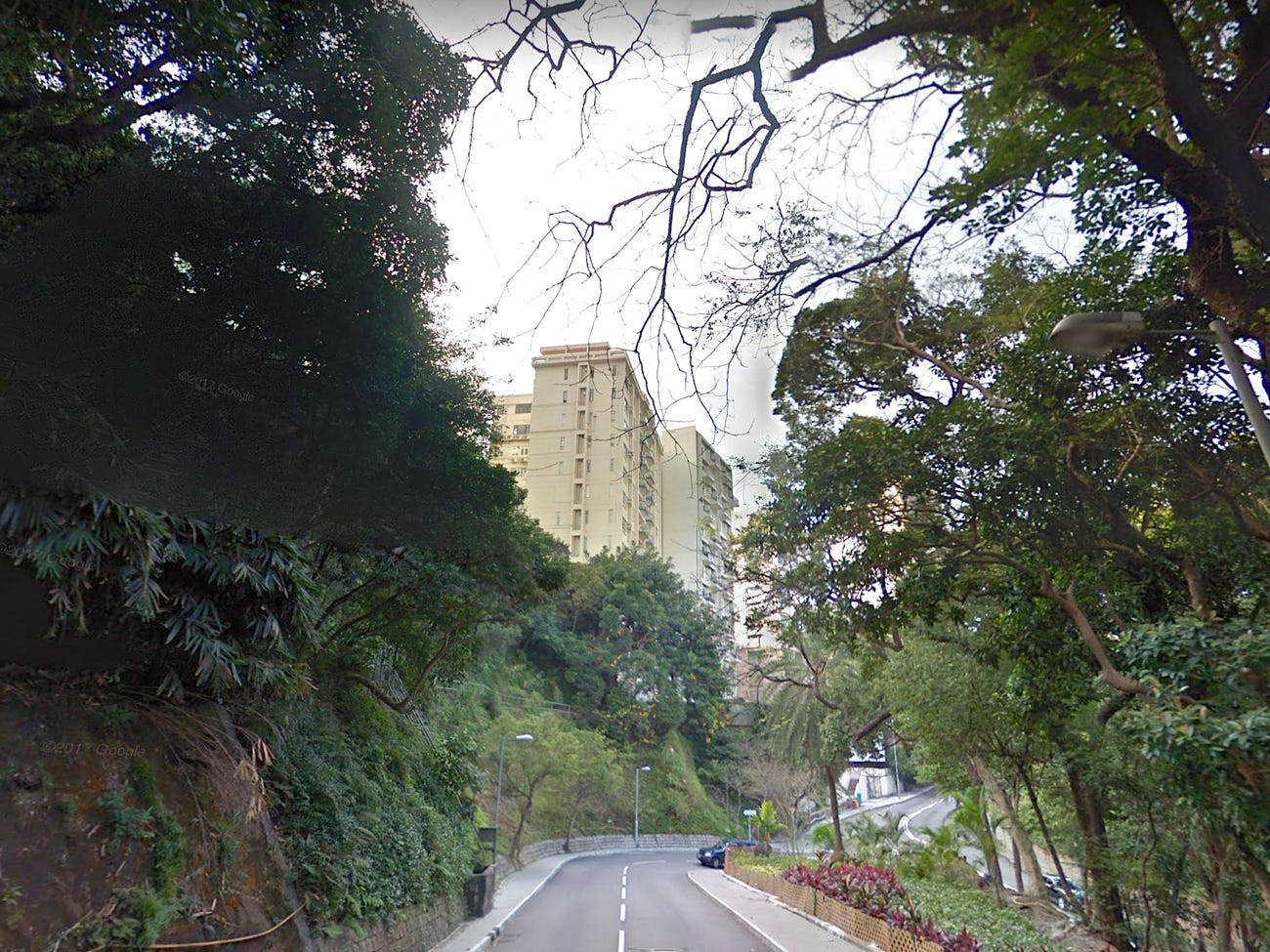 Đường Mount Nicholson
