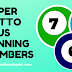 Super  Lotto Plus - California - Winning Numbers