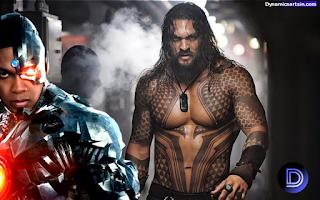 Jason Momoa criticises Warner Bros. over Justice League set investigation