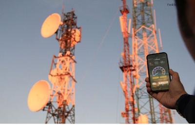 Internet Telkomsel dan Indihome Alami Gannguan