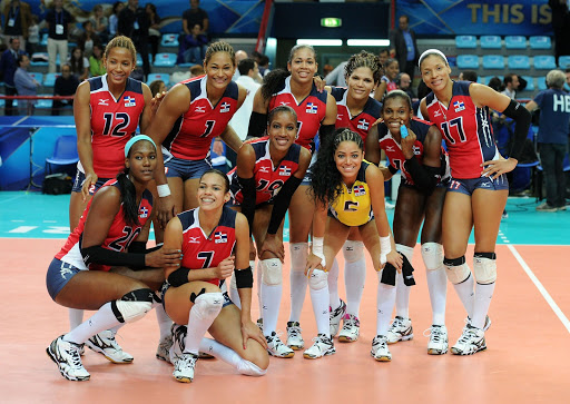 DOMINICAN REPUBLIC VOLLEYBALL TEAM