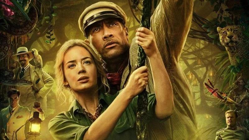 Jungle Cruise Hindi Dubbed Download