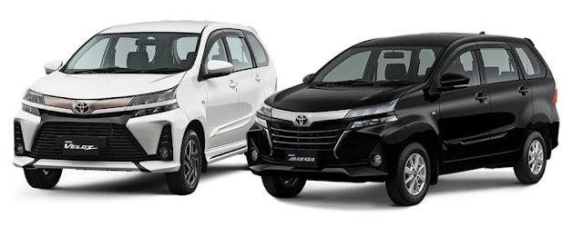Pajak Toyota Avanza