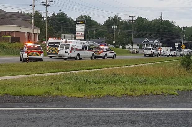Shooting in Canada leaves multiple people dead