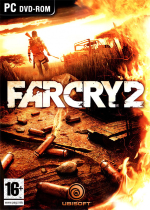 تحميل لعبة far cry 2 من ميديا فاير