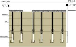 Pengecoran Lantai Basement 1