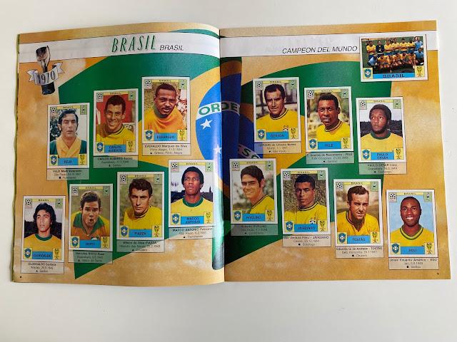 figurina brasile 1970 world cup story
