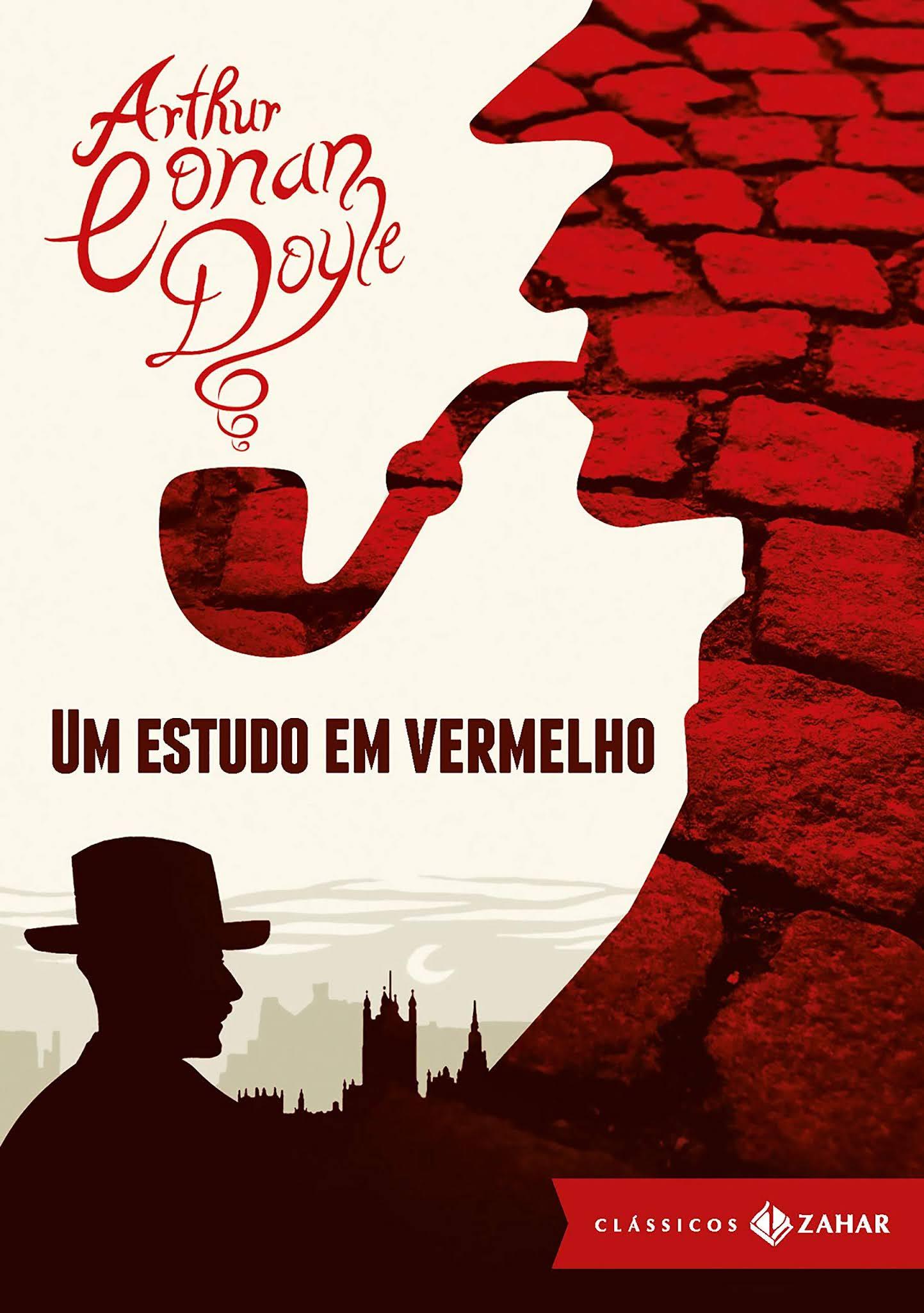 Um estudo em vermelho | Arthur Conan Doyle