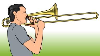 テナー・トロンボーン tenor-trombone