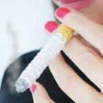 patron gratis cigarrillo amigurumi | amigurumi free pattern cigarette