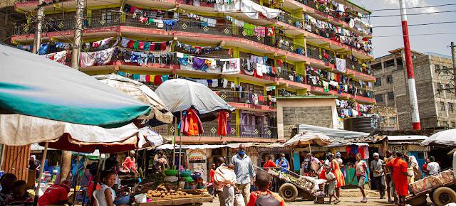 Las Naciones Unidas prevén que el 68% de la población mundial vivirá el año 2050 en zonas urbanas como Nairobi en Kenya.ONU-Hábitat/Kirsten Milhahn