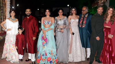 Shilpa-shetty-raj-kundra-diwali-bash-2017-photos