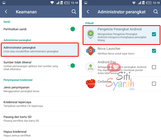 cara melacak android pakai gmail