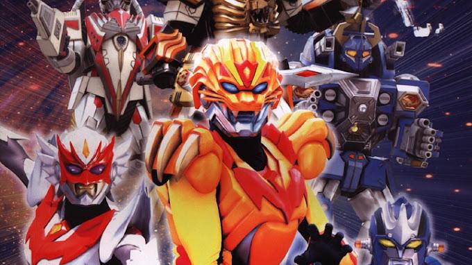 Chousei Kantai Sazer-X the Movie: Fight! Star Warriors Subtitle Indonesia