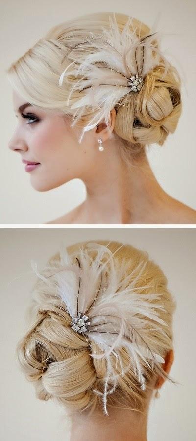 Hairstyles and Women Attire: 5 Wedding Hairstyles ...