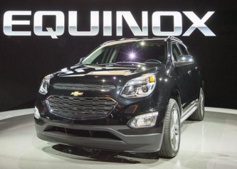 2018 Chevy Equinox Reviews Canada