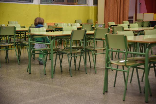 Limpieza y belleza en escuelas e institutos, Roser Batlle, eldiariodelaeducación, Enseñanza UGT Ceuta, El Blog de Enseñanza UGT Ceuta