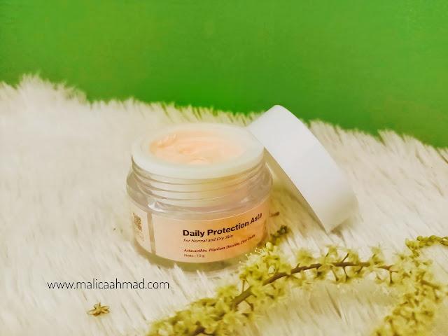 Treecos cosmetics untuk kulit wajah kering