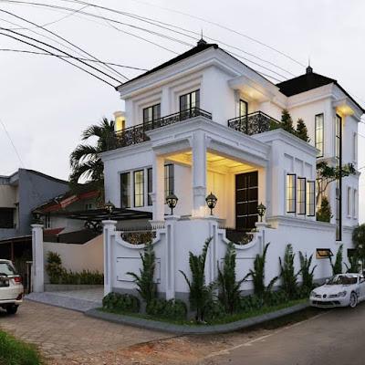 gambar rumah mewah dan indah