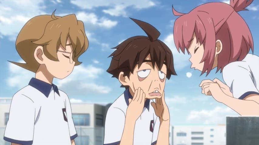Gundam Build Driver - อนิเมะขายของภาคต่อกับการสร้างโลกใบที่สองที่มีแต่คนรักกันพลา