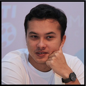 Biografi Nicholas Saputra - Aktor Film Indonesia