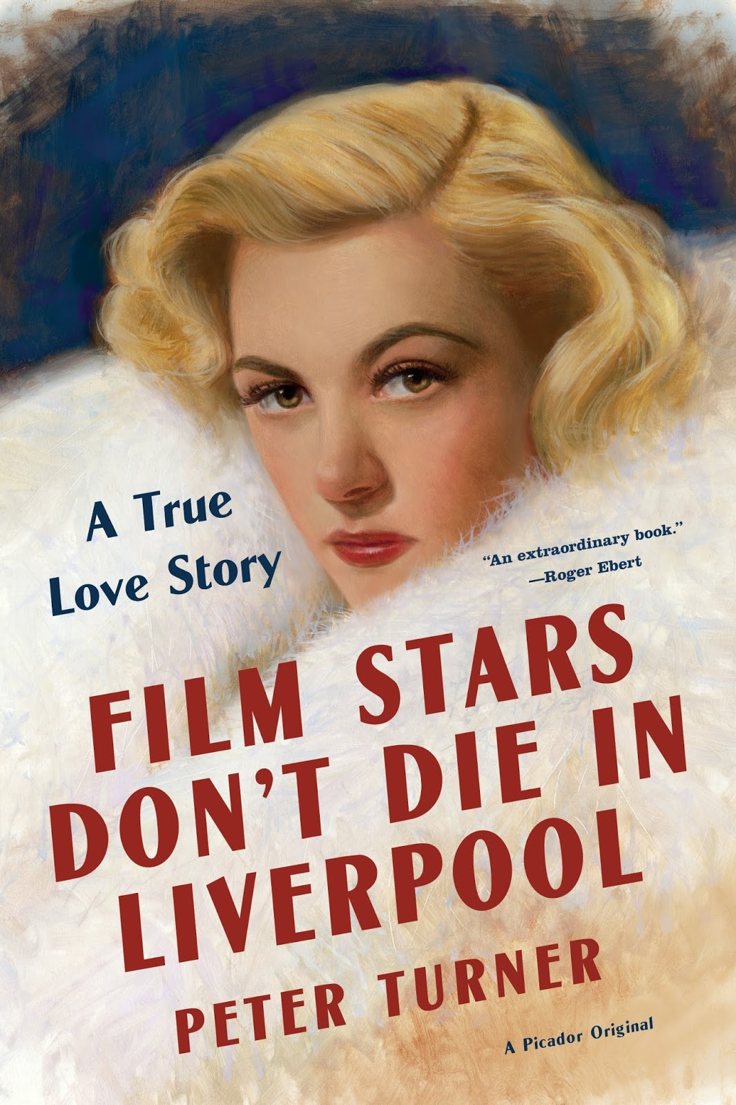 My memoir Film Stars Don't Die in Liverpool, when first published in 1986,  attracted exciting interests from the film world. My literary agent, the  late ...