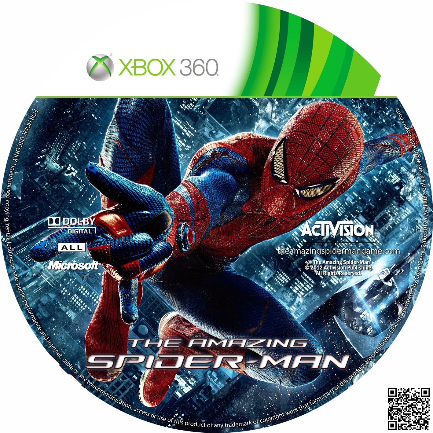 The Amazing Spider Man Game Xbox 360 Gamestop | cloudfilescv