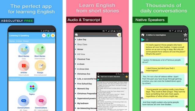 أفضل تطبيق لتعلم اللغة الإنجليزية للأندرويد
