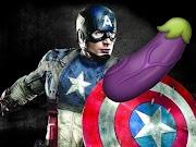 Nudes do Capitão América em versão HD inédita e incrível