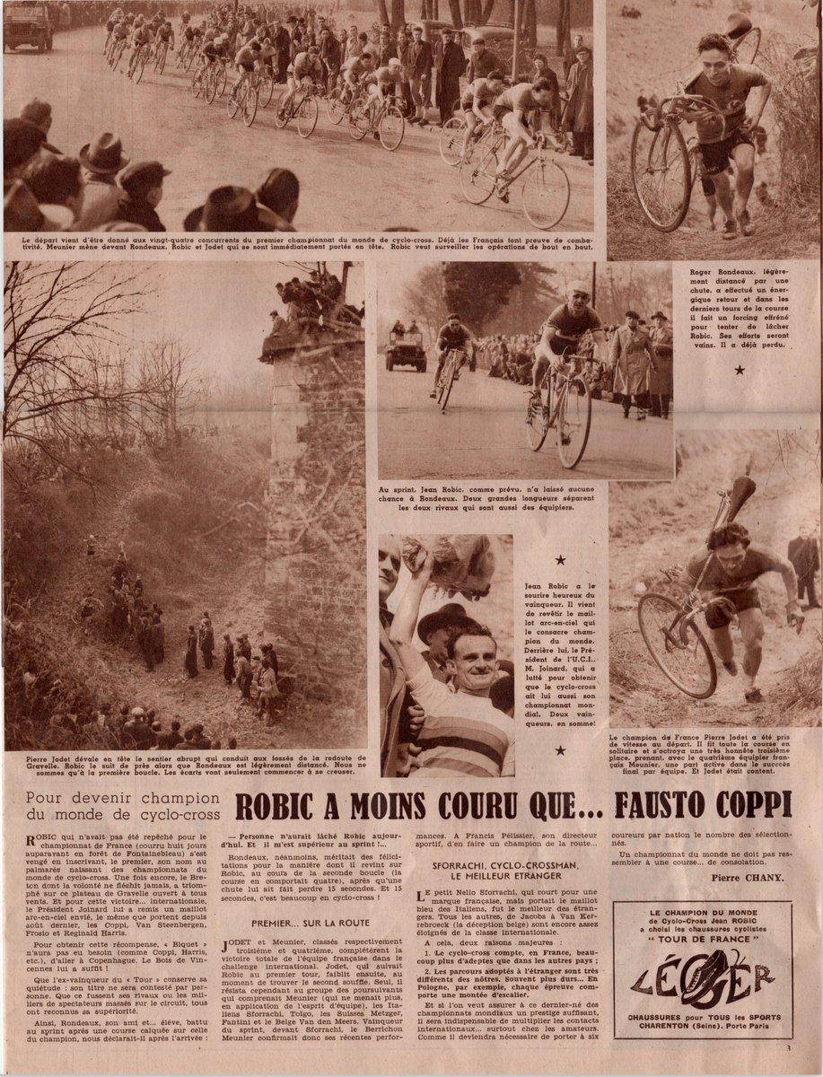 Le v lomane vintage robic champion du monde de cyclo for Pierre mabille le miroir du merveilleux