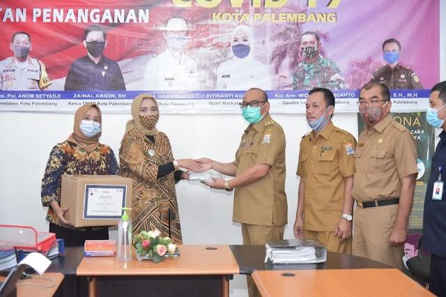Pemkot Palembang Beri Bantuan 500 Rumah Bangun 500 MCK