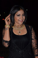Sakshi Agarwal looks stunning in all black gown at 64th Jio Filmfare Awards South ~  Exclusive 077.JPG